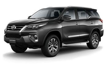 Sewa fortuner lombok, rental toyota lombok, Toyota Fortuner, Handal Medan Off road di Lombok