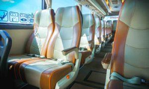 Sewa bus lombok, jasa penyewaan bus wisata di Lombok