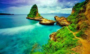 Pantai Tanjug Bloam - 3 Pantai di Lombok Sangat Indah & Sayang Dilewatkan