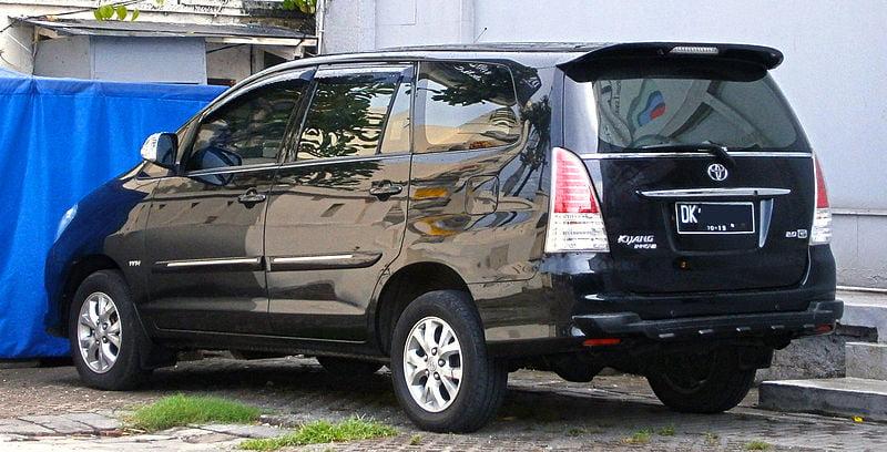 Rental Innova Lombok 2019, Mulai 450 Ribu Per 12 Jam