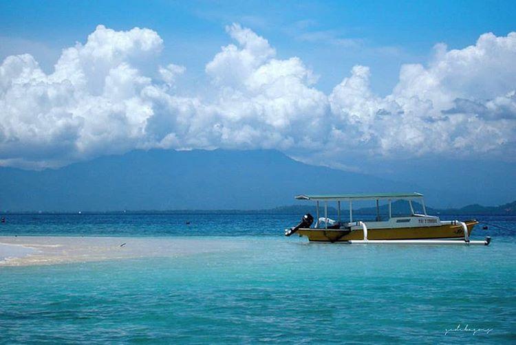 Salah satu sudut wisata bahari gili nanggu lombok sumber ig bligedebagoes