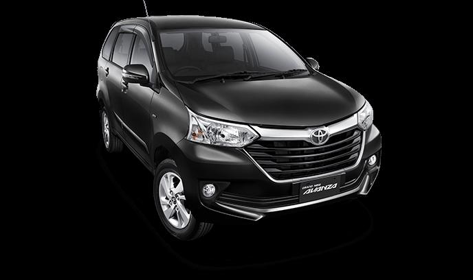 Mobil Avanza, primadona rental mobil. Banyak dipakai perusahaan rental mobil karena laris