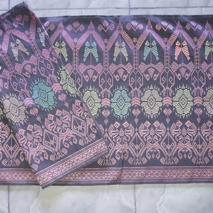 Songket khas lombok, kerajinan khas yang bisa jadi oleh-oleh nusa tenggara barat