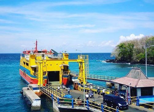 Terminal Bus, Pelabuhan Laut, dan Bandar Udara di Lombok
