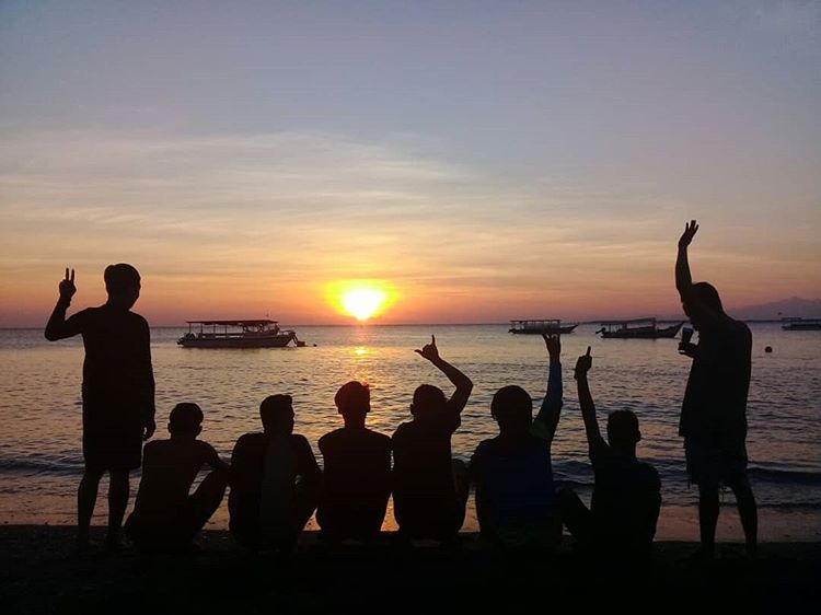 Wisata Gili Lampu Alternatif WIsata Gili di Lombok