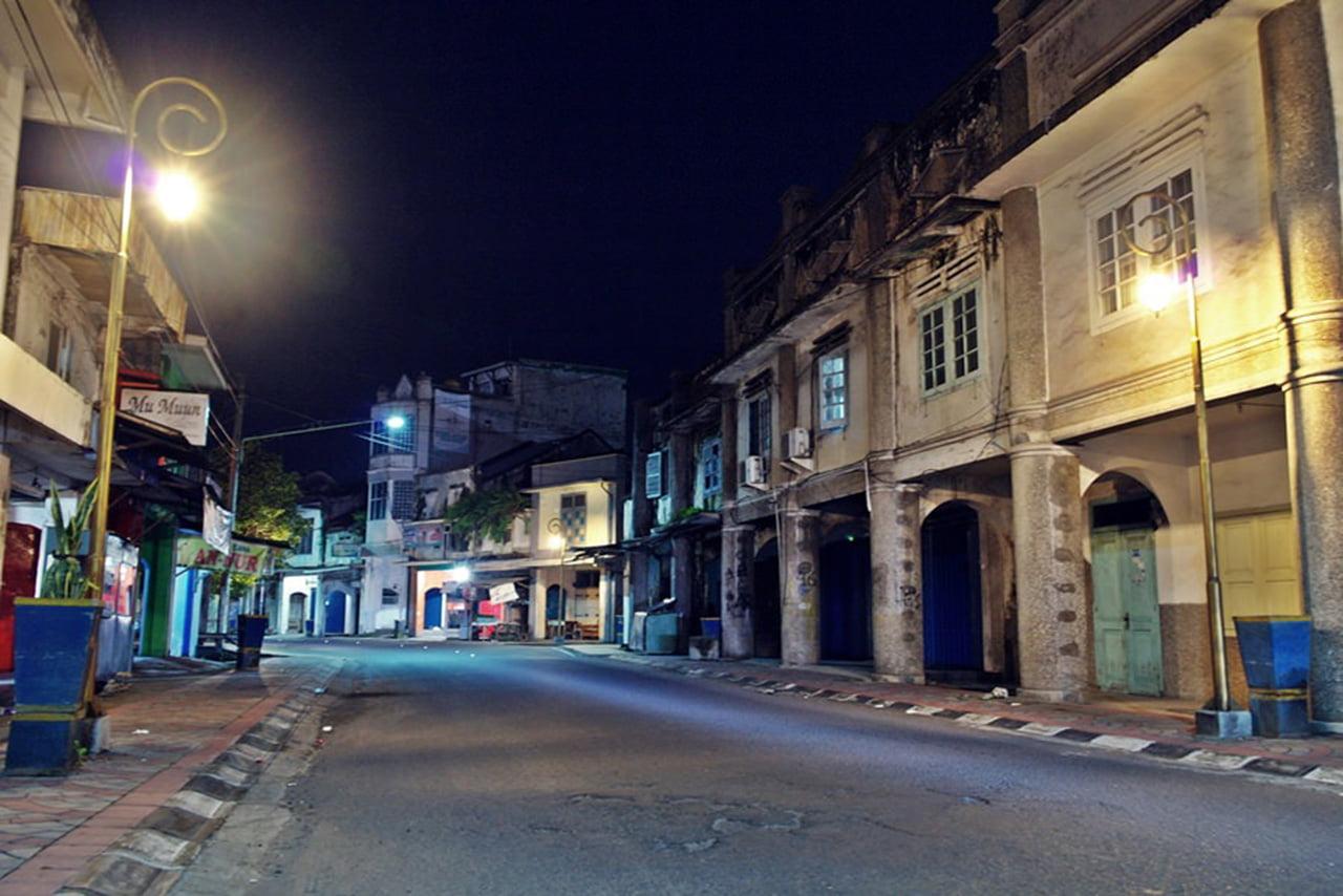 Kota Tua Ampenan Mataram, Lombok
