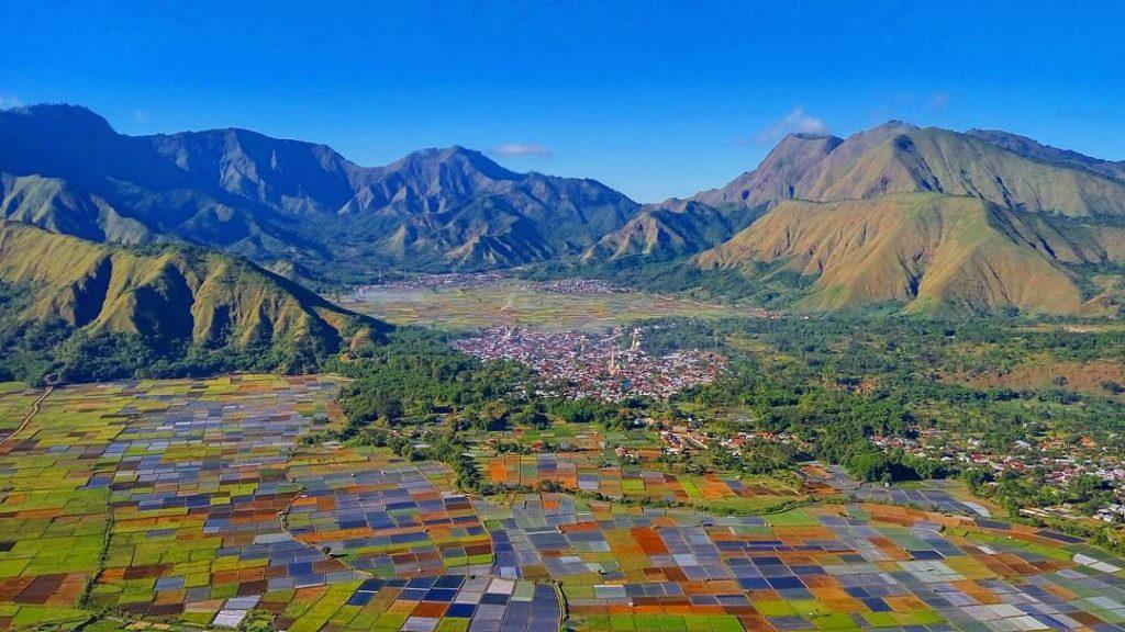 Wisata Alam di Pulau Lombok