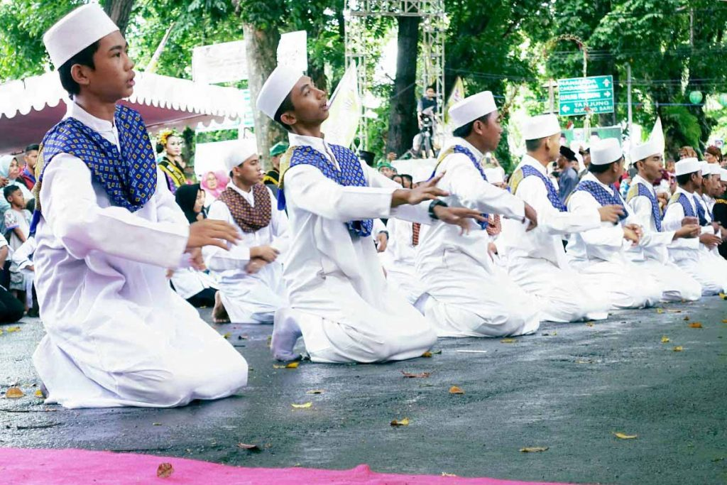 Tarian Tradisional Suku Sasak, Lombok