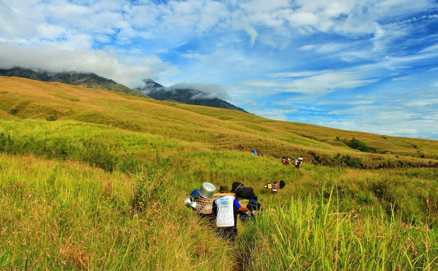 Kekayaan Alam Taman Nasional Gunung Rinjani