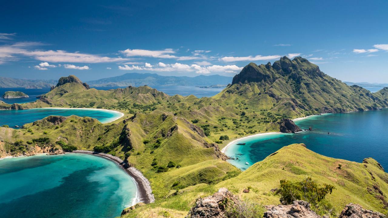 Menjelajahi Pulau Rinca Labuan Bajo Yang Eksotis