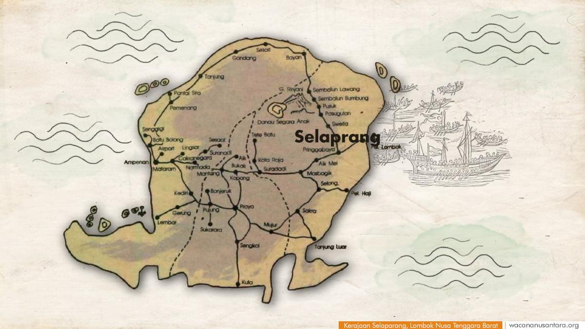 Mengenal Sejarah Kerajaan Selaparang, Lombok