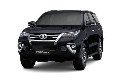 Rental Mobil Mewah Lombok, Toyota Fortuner Hitam