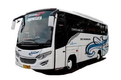 Sewa Medium Bus di Lombok