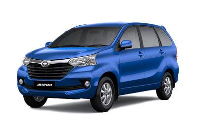 Tempat Rental Toyota Avanza di Lombok Nusa Tenggara Barat