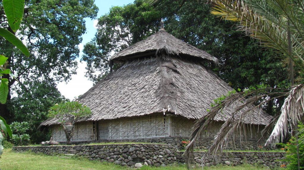 Masjid Bayan Beleq Lombok