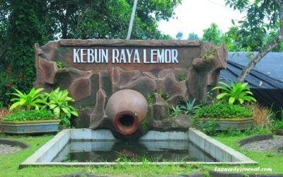 Kebun Raya Lemor, Lombok Timur