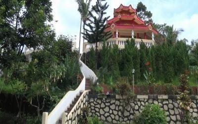 Musholla Merah Al-Ridwan Sesaot, Lombok
