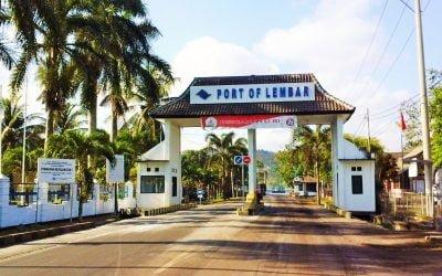 Pelabuhan Lembar, Jalur Laut Menuju Lombok