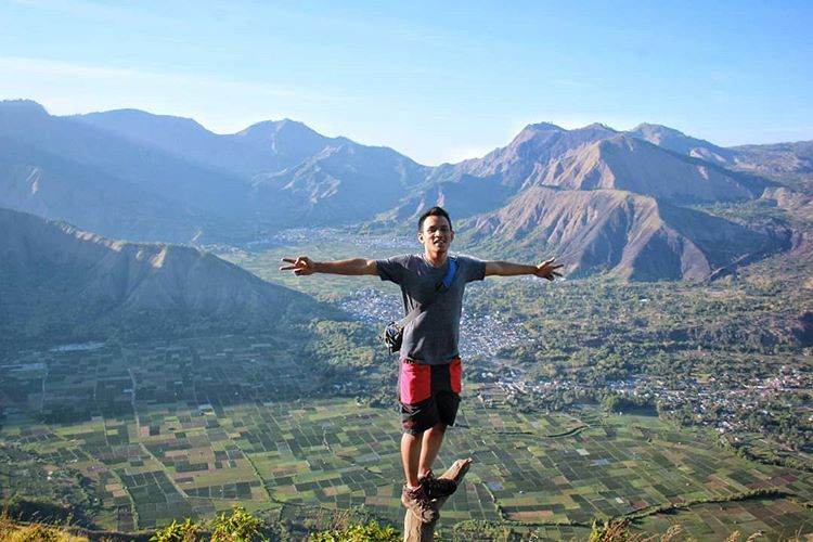 Bukit Nanggi Lombok, sumber ig aaigon