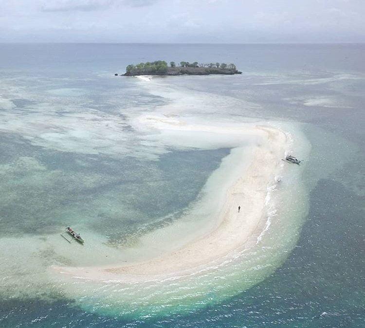 Pesona Gili Pasir Di Lombok