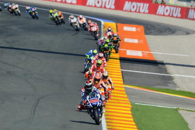 Balap MotoGP, sumber : sports.okezone.com