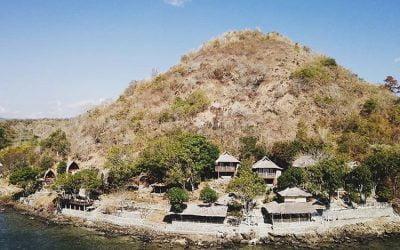 Pesona Spot Wisata Gili Gede di Lombok