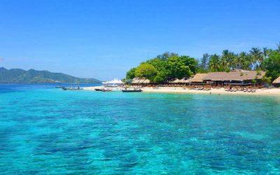 Pesona Spot Gili Air di Lombok