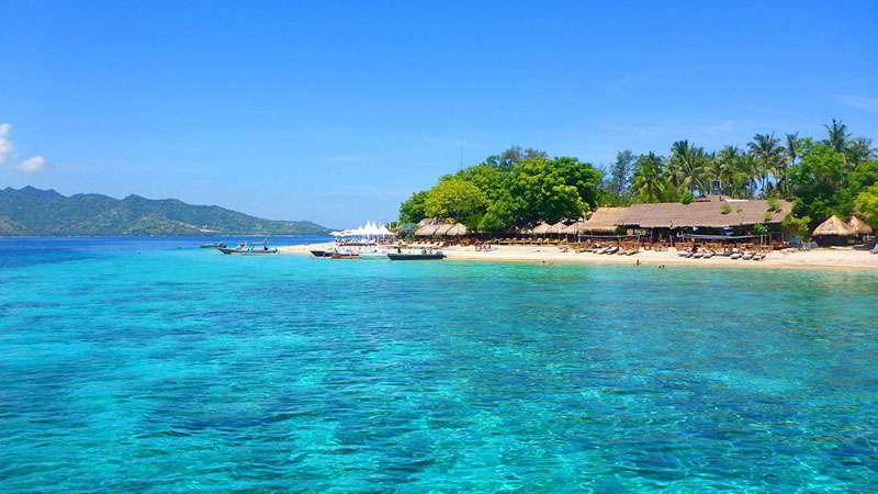 Gili Air, sumber : Blog Kulo