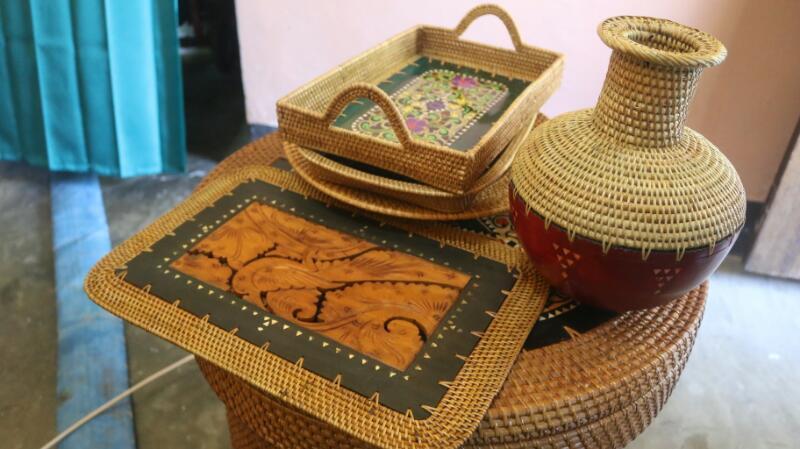 Kerajinan Khas Beleka Lombok, sumber : lombokatraktif.blogspot.com