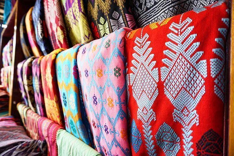 Tenun Khas Lombok, sumber : First Lombok Tour